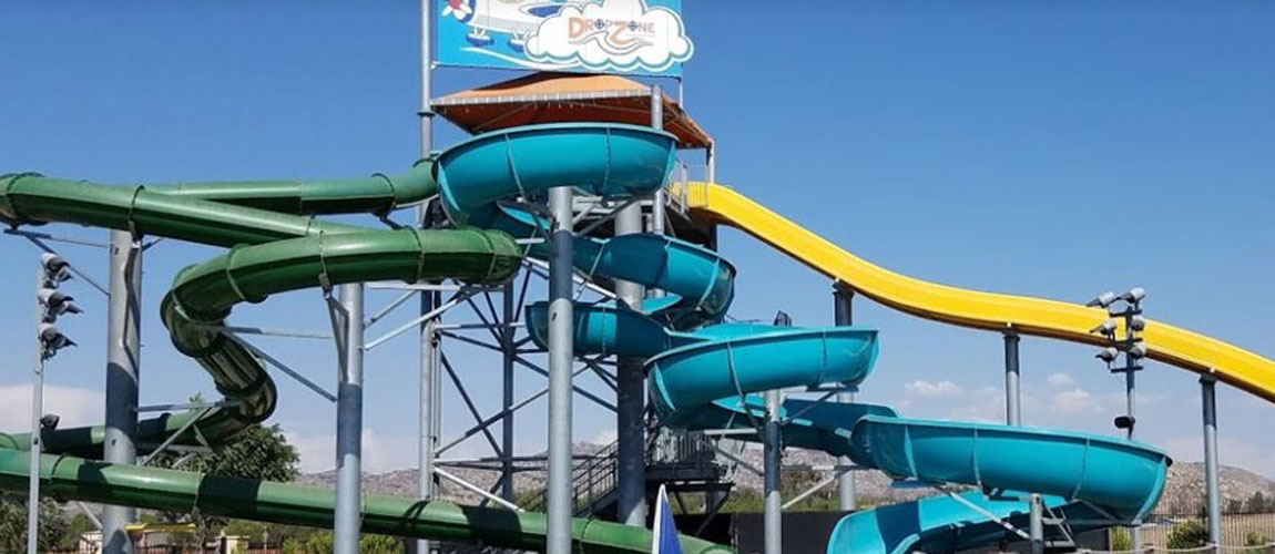 DROP ZONE WATERPARK