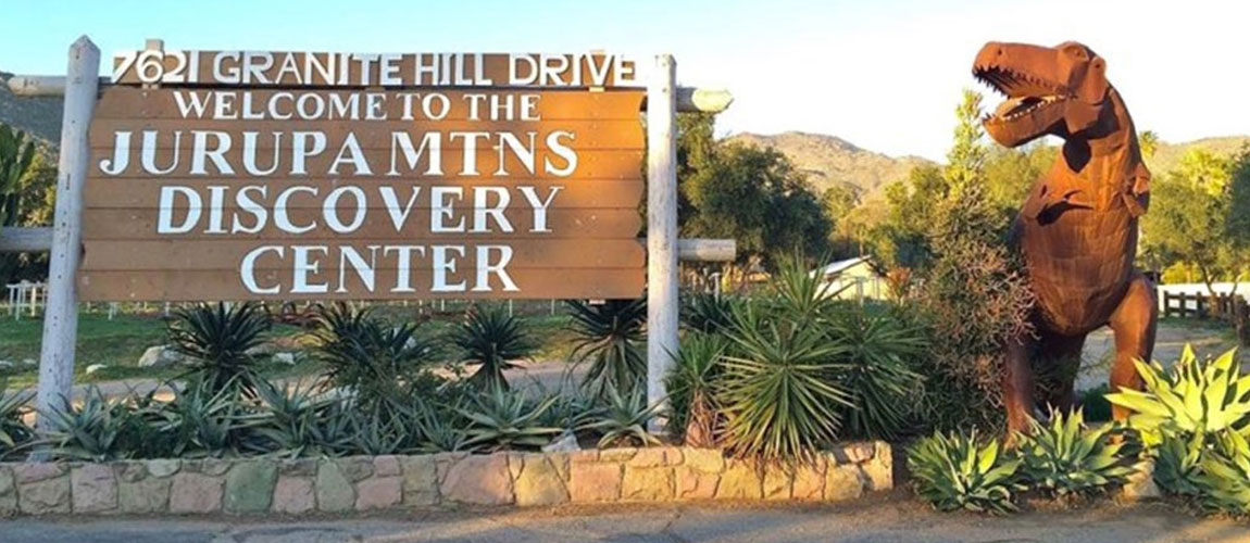 JURUPA MOUNTAINS DISCOVERY CENTER