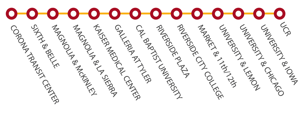 RapidLink - Riverside Transit Agency