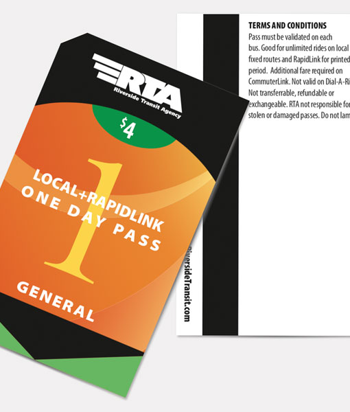 General 1 Day Pass | Local