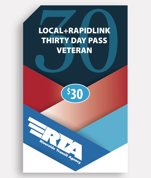 Veteran 30 Day Pass | Local